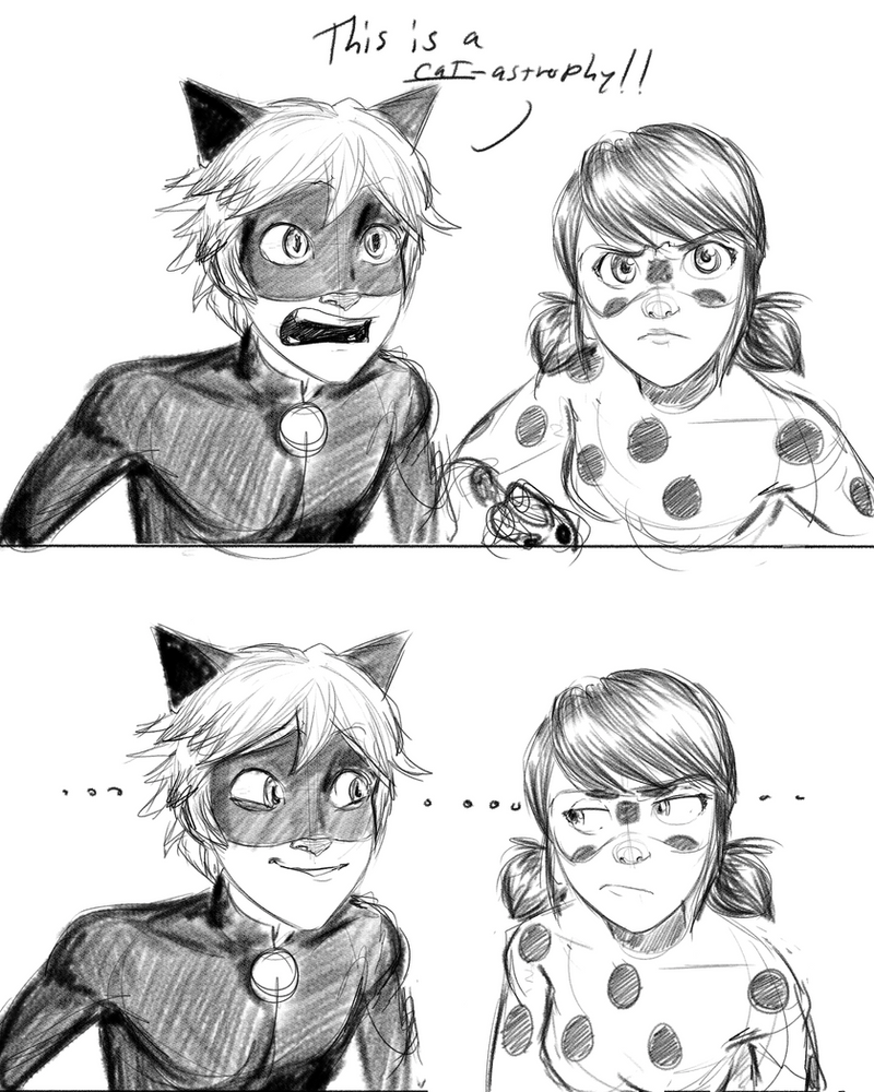 Miraculous Puns By Starwarrior4ever On Deviantart