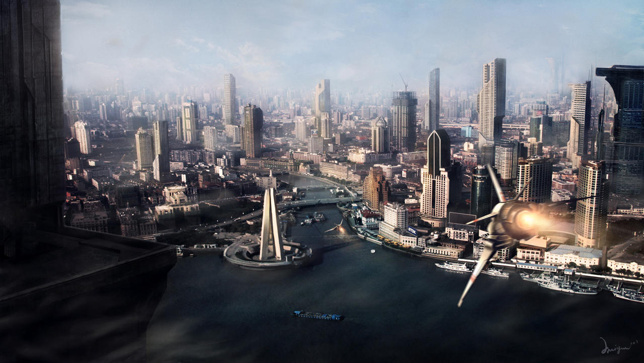 Future City by 3yen
