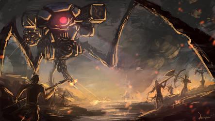Raider by 3yen