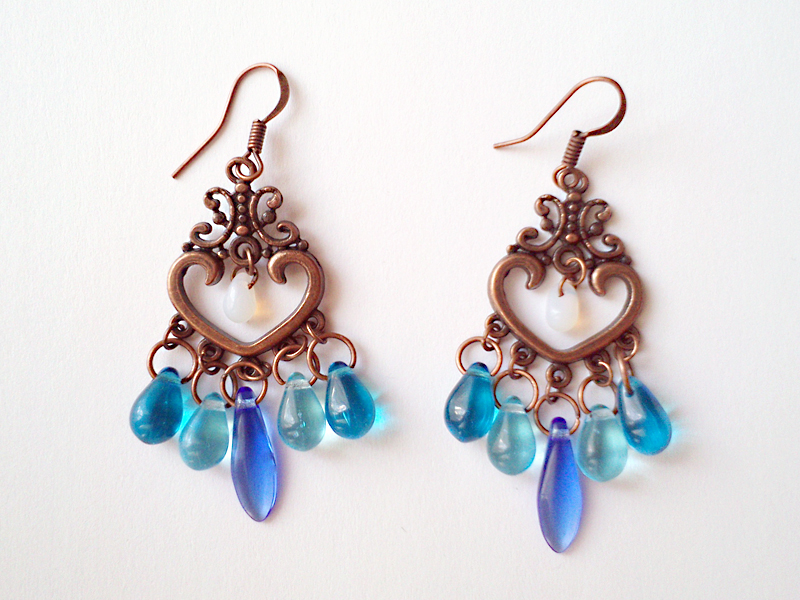 earrings 1 by Kira-Bagirova