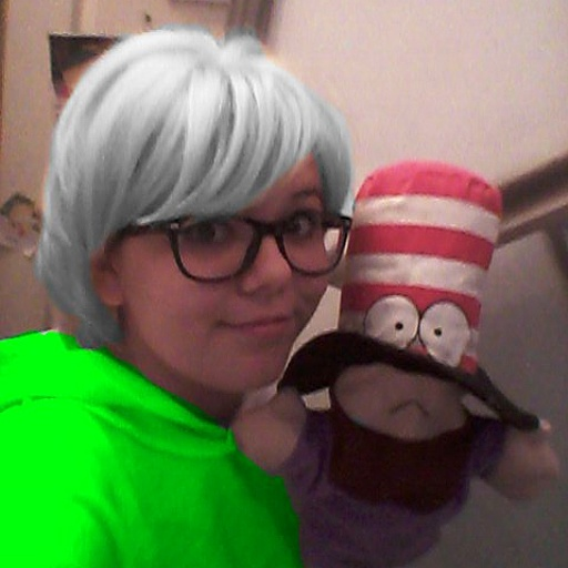 Mr Garrison cosplay by xxxSouthparkxxx