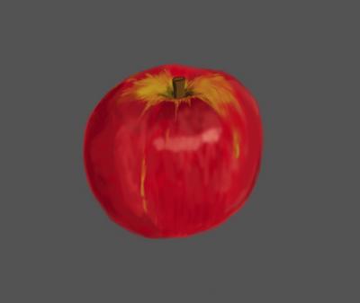 Apple by RShatalov