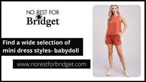 Shop Special Occasion Dresses - No Rest For Brid