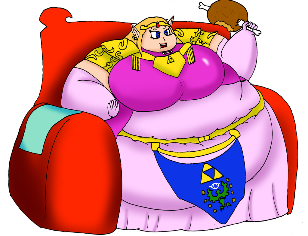 Fat Princess Zelda - Bing images
