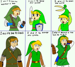 Zelda: what makes you a hero