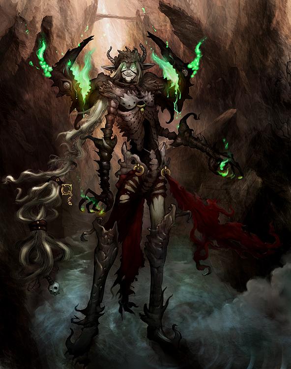 Gaz émeraude dans Darkness twisted_one_by_surthur