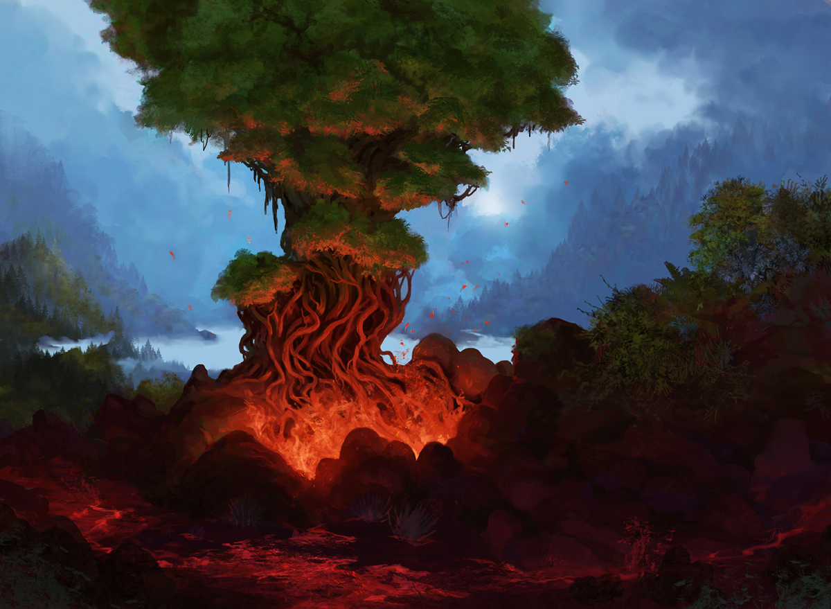 Embertree by surthur