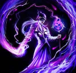 SaS Sorcerer by surthur