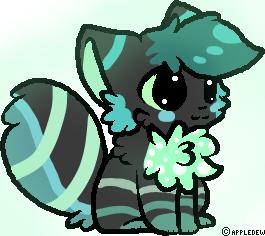 Sea Cat Custom Adopt by CuteToyBonnie