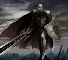 The ancient God Kahn. by 0Khan