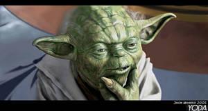 Yoda by 0Khan