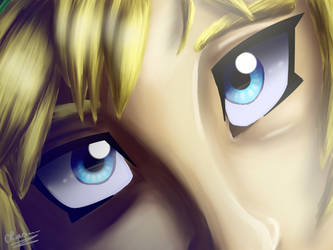 Eyes of the Hero by fillia26651