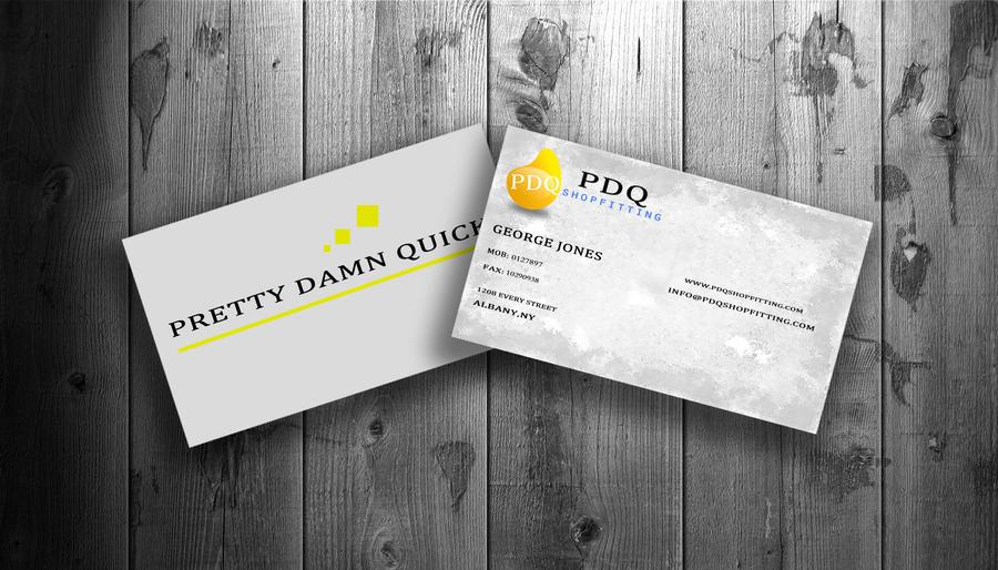 Pdq shopfitting business card by rox studio designs on deviantart pdq shopfitting business card by rox studio designs reheart Gallery