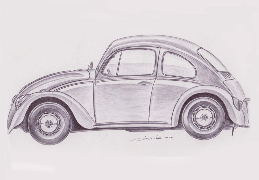 beetle '66 by cgxworks