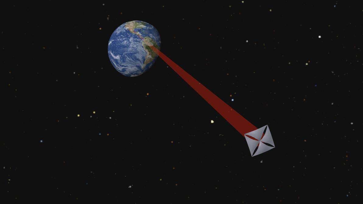 Breakthrough Starshot - To the Proxima Centauri! by ZourDementor