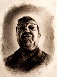 portrait by TimurKivanc