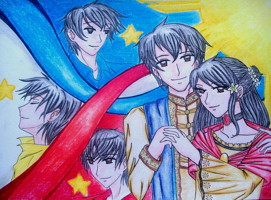 APH OC's: Maligayang Kaarawan Pilipinas by kahochanlenkunlovers