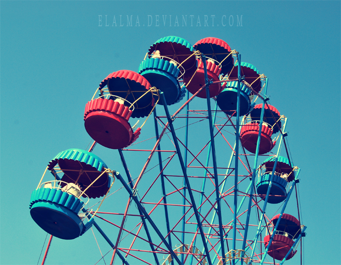 wheel of fortune by elalma