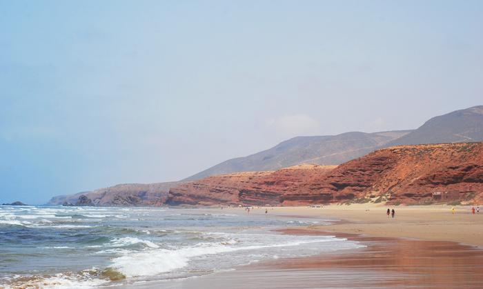 ocean waves by elalma