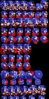 Sonic 1 Mini Sprites
