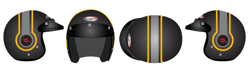 Helm Design concept design helm cargloss cf retro by fu150maniac on deviantart