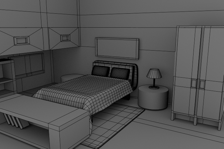 Interior design wireframe by aidsanity on deviantart for Interior design software for beginners