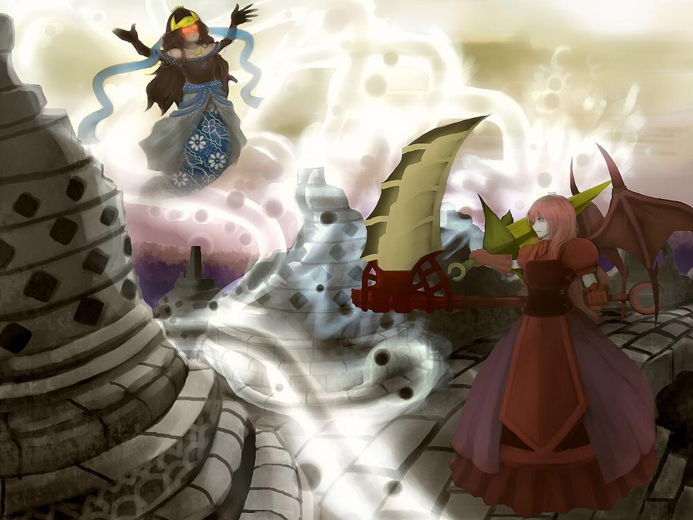 CR Survivor Stage: di anu setan by kalayara