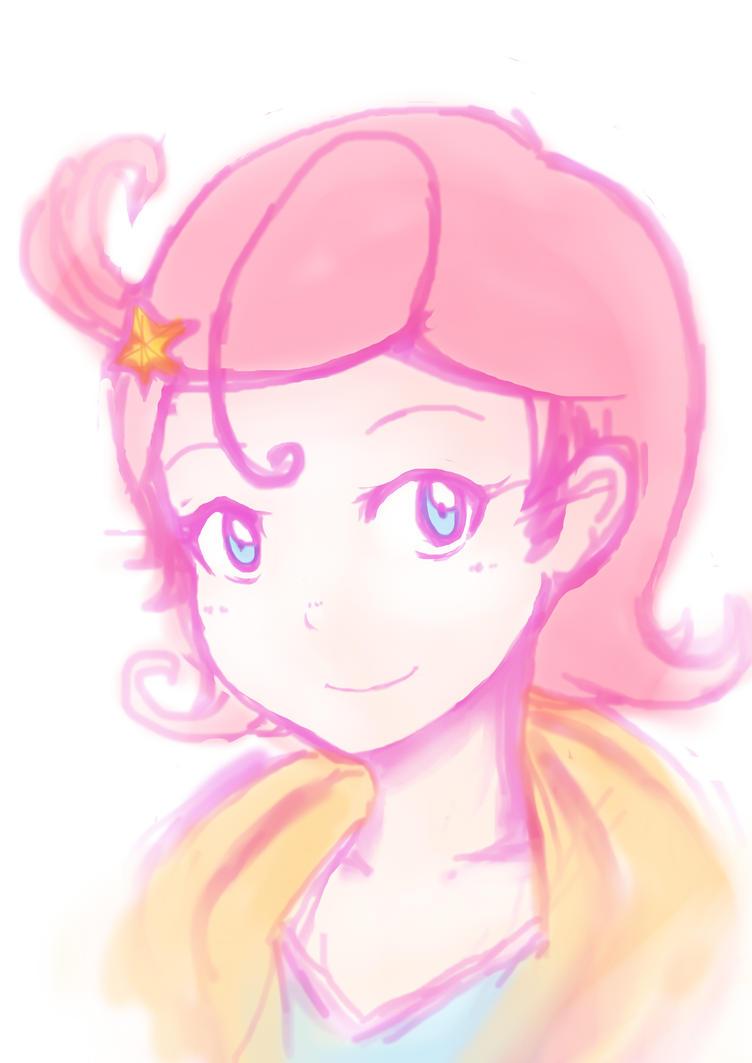 Princess Comet Potrait by kalayara