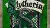 HP Slytherin Stamp by Poker---Face