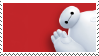 Big Hero 6 - Baymax Stamp by Poker---Face