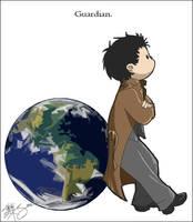 Castiel - Guardian by fuileachd
