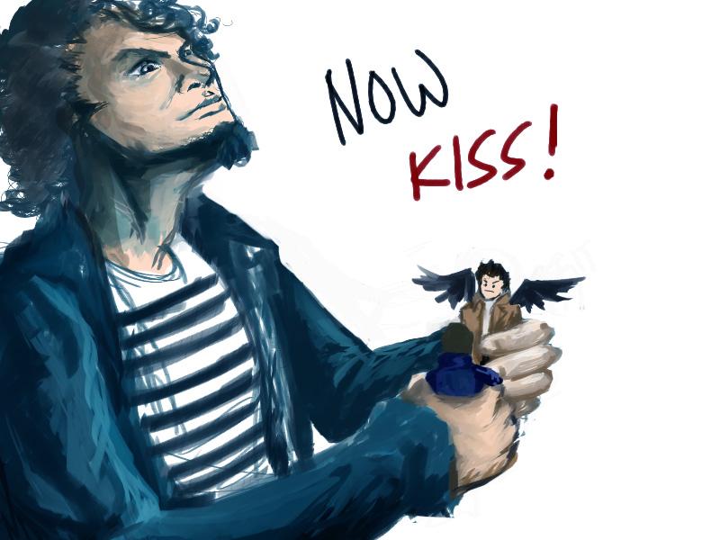 Ben Edlund says Kiss by fuileachd