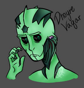 Drell me by XombieJunky