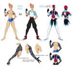 Spider-Verse OC- Spider-Byte