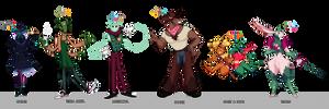 OTA- Emoji Adopts (CLOSED) by XombieJunky