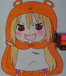 Umaru-chan!