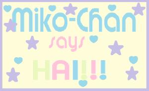 Miko-Chan10's Profile Picture
