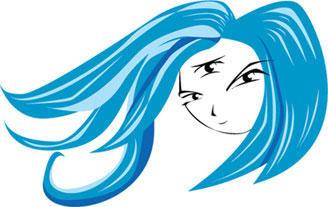 Windy Blue Gurl