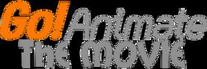 Go!Animate The Movie Logo Clipart