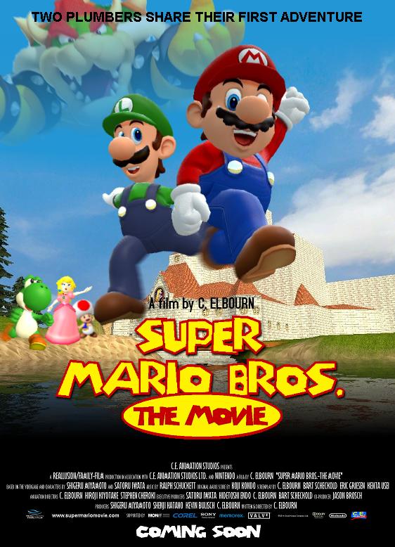 Super Mario Der Film