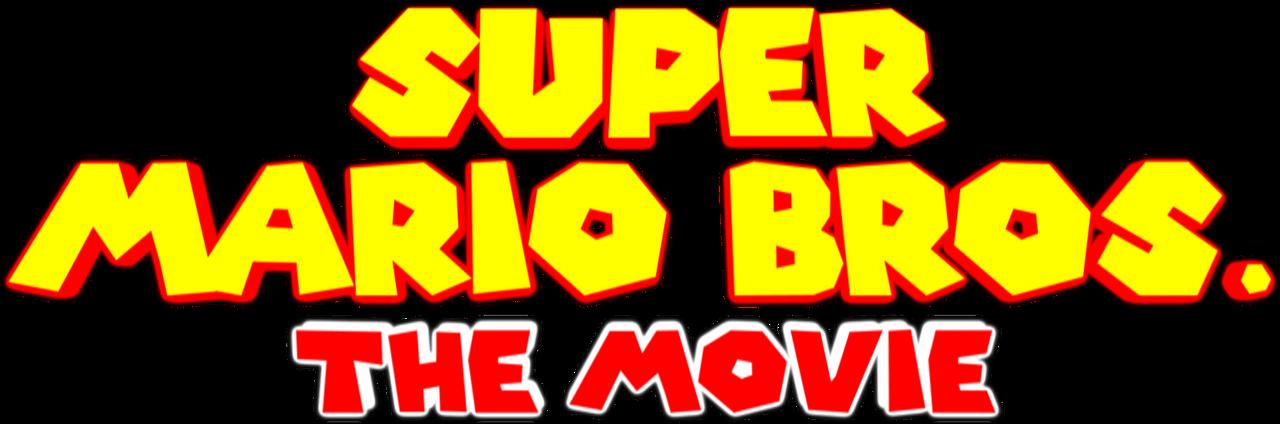 super mario bros.'' fan film - new logo designc-e-studio on