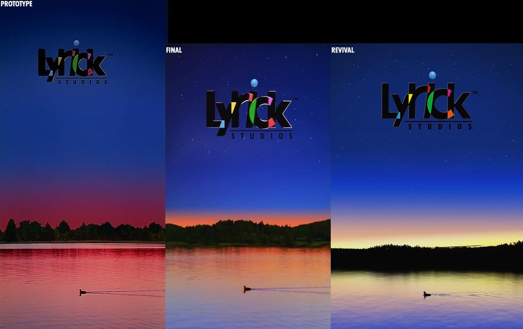 Lyrick Studios Logo ''Lyrick Studios'' Pan...