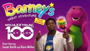 ''Barney's Great Adventure'' Play Along Thumb Art