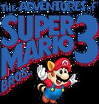 The Adventures of SMB3 Logo (Recreation)
