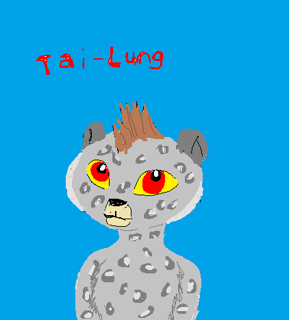 how to draw tai lung