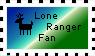 Lone Ranger the Deer Fan by Jennidash