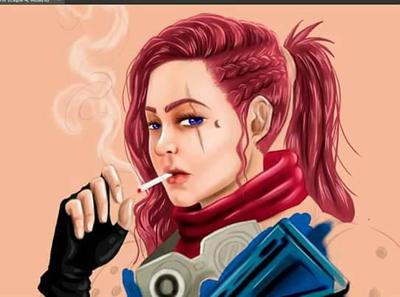 Wargirl by Jorgitoss91
