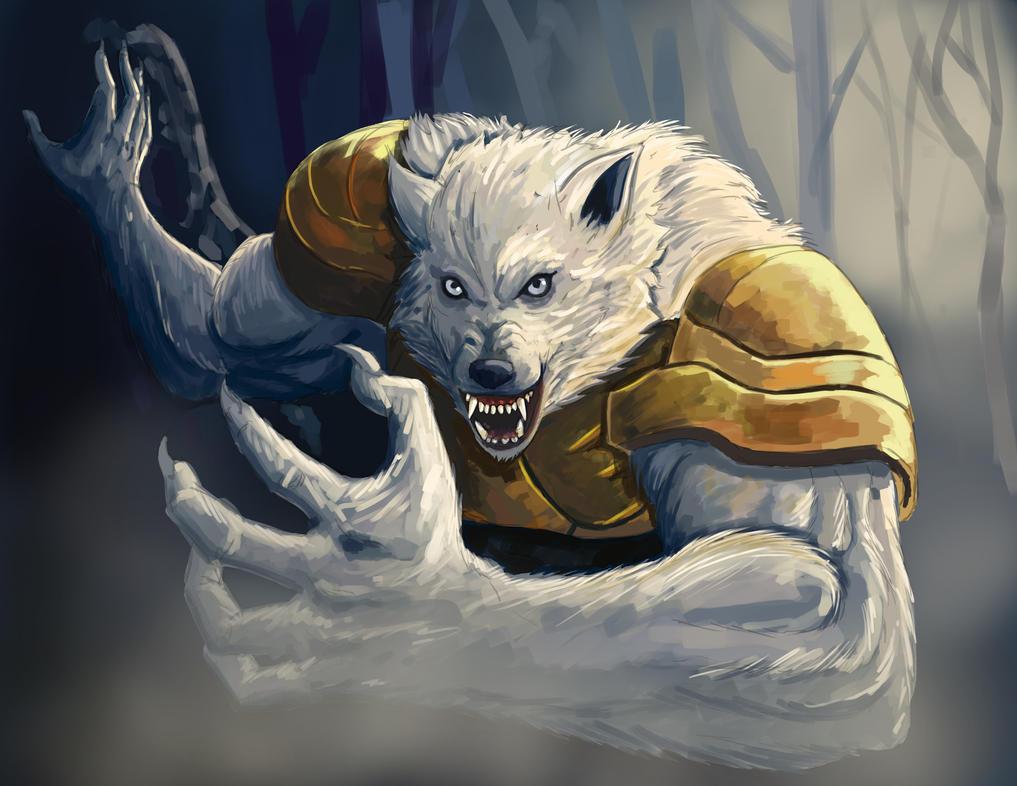 Lobo War by Jorgitoss91