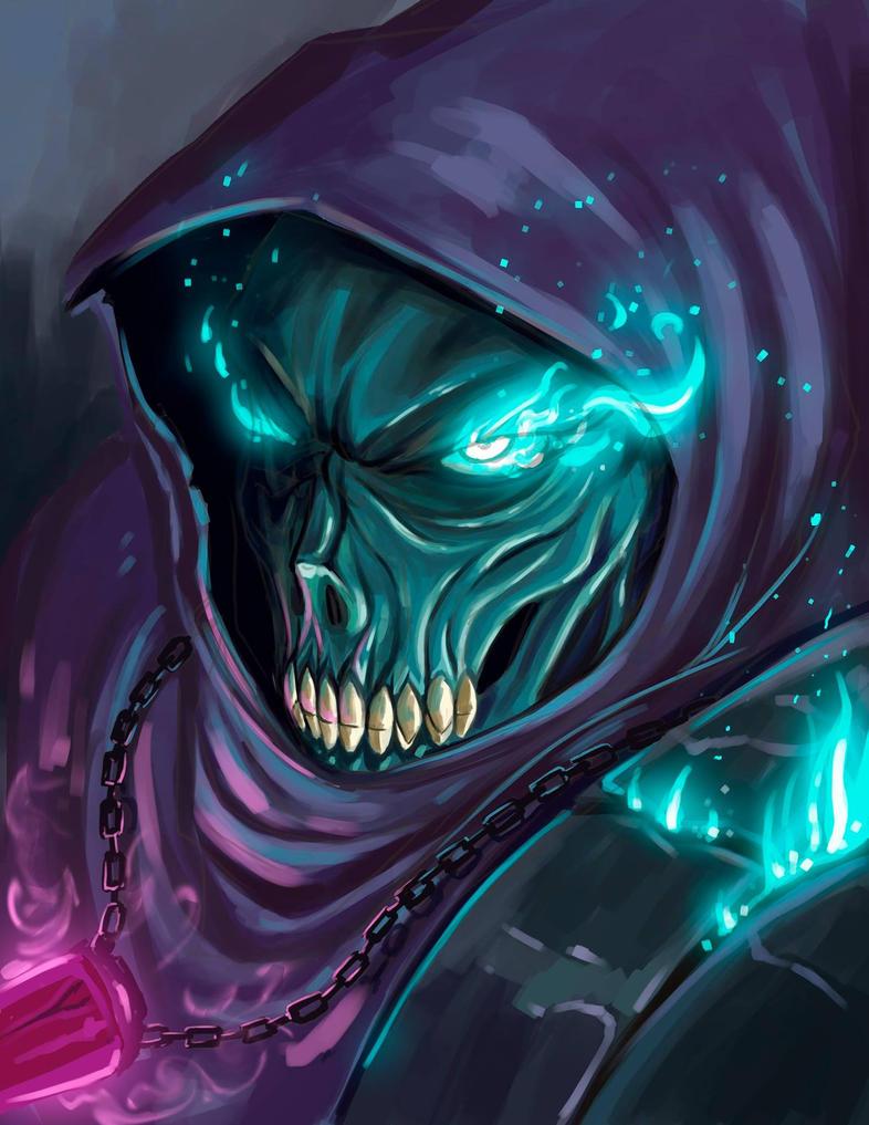 Dark wizard by Jorgitoss91