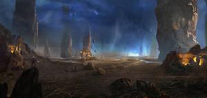 God of war III: Hades Desert